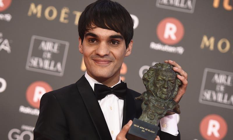 Los premiados de los Goya 2018