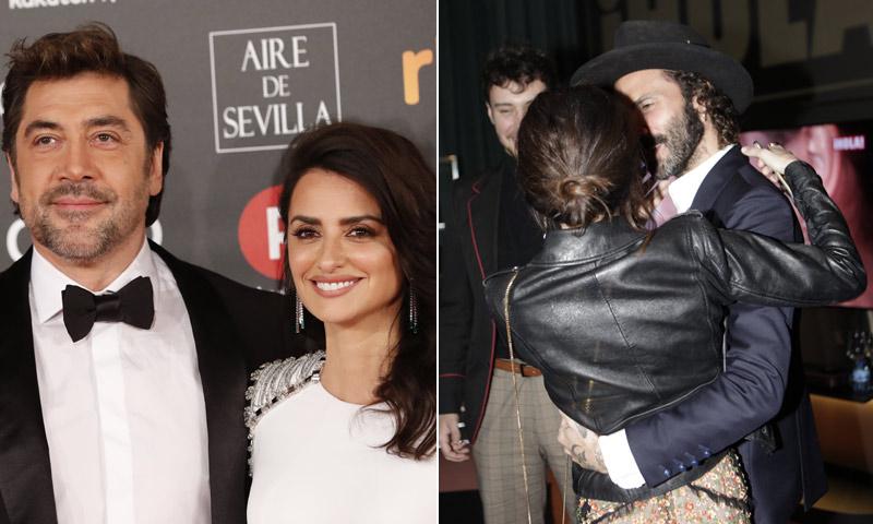 Los Goya: Un asunto de familia y de pareja para Macarena García y otros muchas estrellas