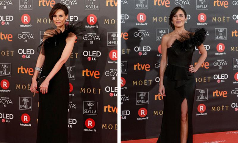 Elena Ballesteros y Elena Sánchez han compartido algo más que el nombre en la noche de los Goya