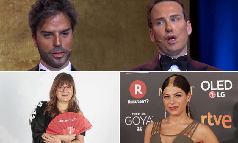 Anécdotas: De los piropos de Macarena Gómez a Aldo Comas a la diadema fetiche de Nieves Álvarez