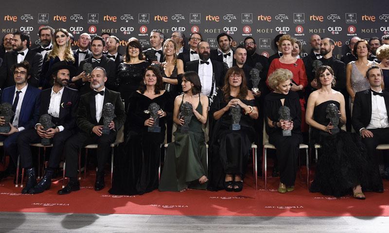 Los mejores momentos de la gala de los Goya