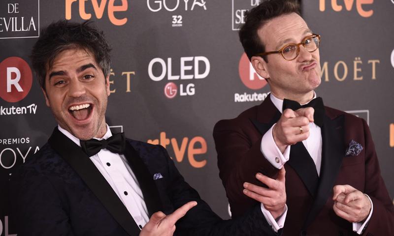 Ernesto Sevilla y Joaquín Reyes se toman los ataques con humor y desvelan cuál ha sido su crítica preferida