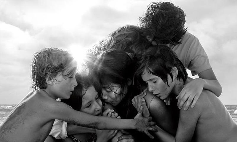 'Roma', la primera película de Netflix nominada a los Goya