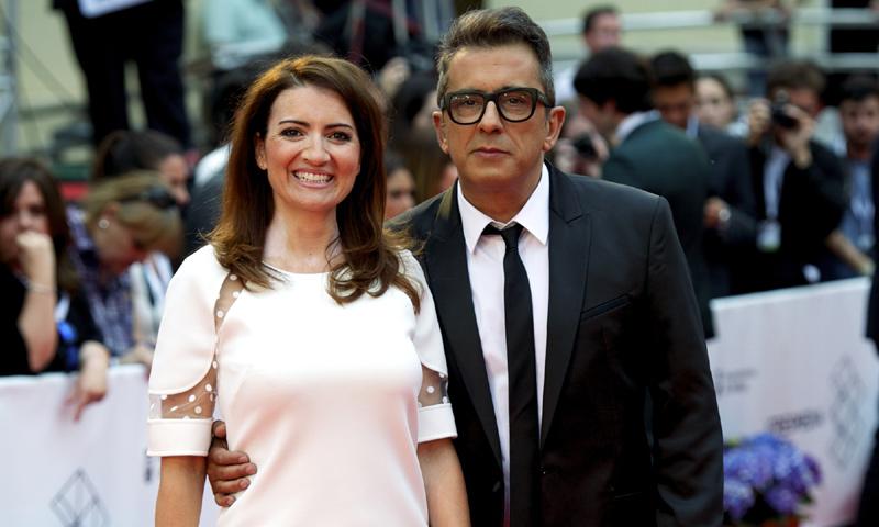 Así se han preparado Silvia Abril y Andreu Buenafuente para una divertida gala de los Goya