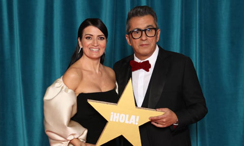 Silvia Abril y Andreu Buenafuente protagonizan los Goya más amenos con su hija entre el público