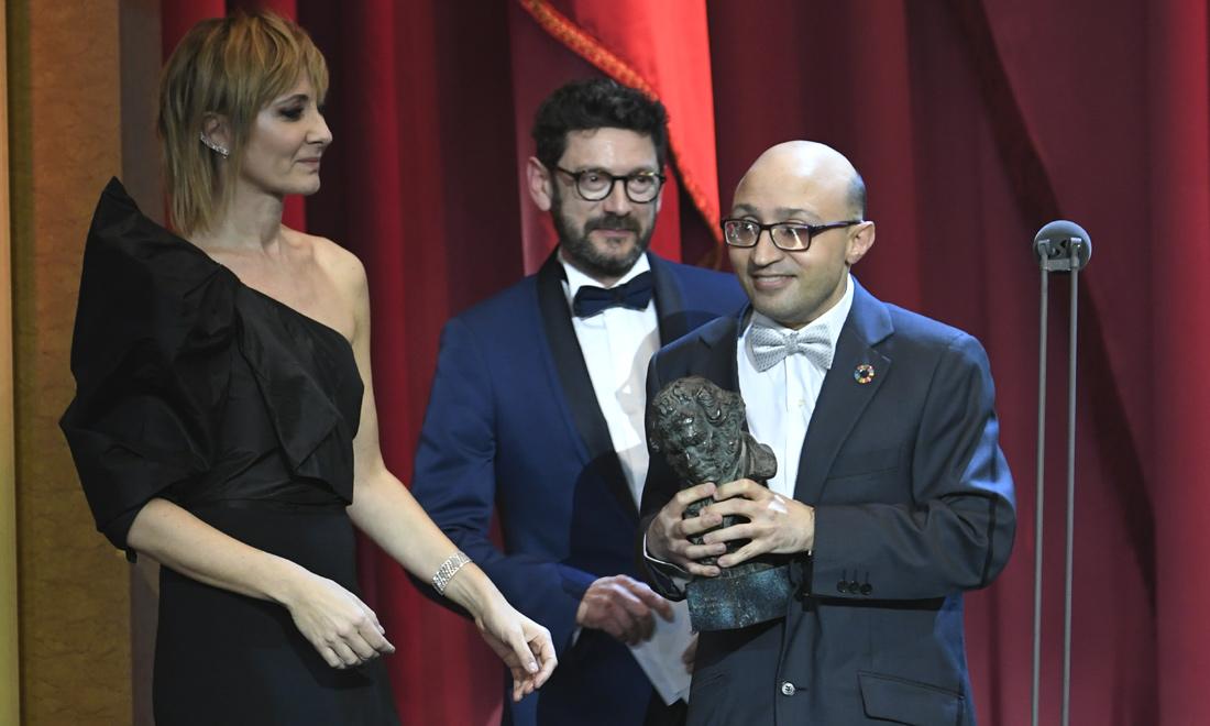'Inclusión, diversidad y visibilidad': Jesús Vidal, de 'Campeones', emociona a todos con su discurso