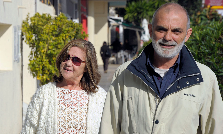 Massimo Stecchini, actual pareja de Pepa Flores, habla sobre su posible participación en los Goya