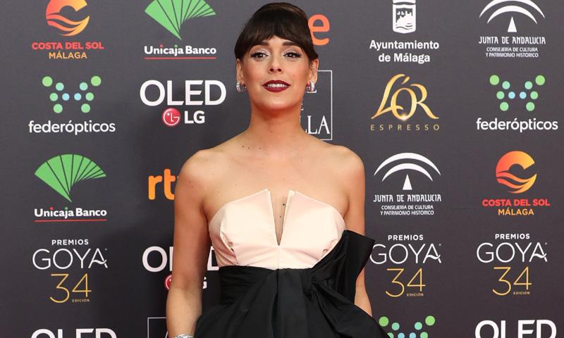 El vestido-amuleto con el que Belén Cuesta venció a Penélope Cruz