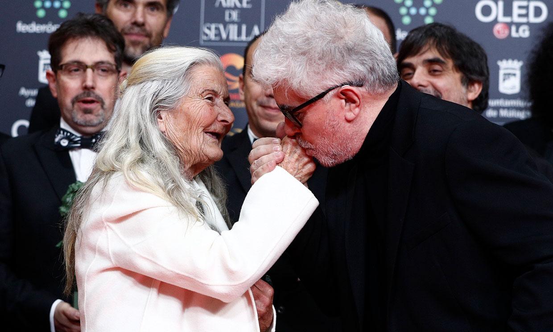 Premios Goya 2020: La entrañable Benedicta Sánchez, el homenaje a Pepa Flores y otros 'momentazos' de la ceremonia