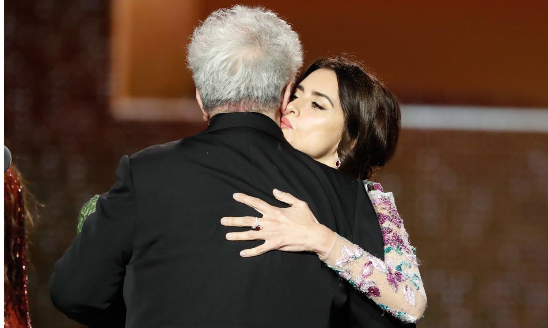 Penélope Cruz espera poder repetir su inolvidable momento 'Peeedro' en la ceremonia de los Oscar