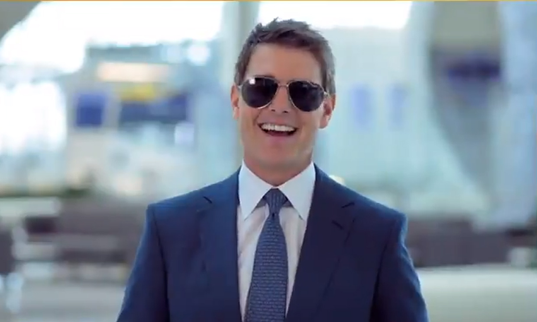 Tom Cruise también participó en los Goya con un discurso en español