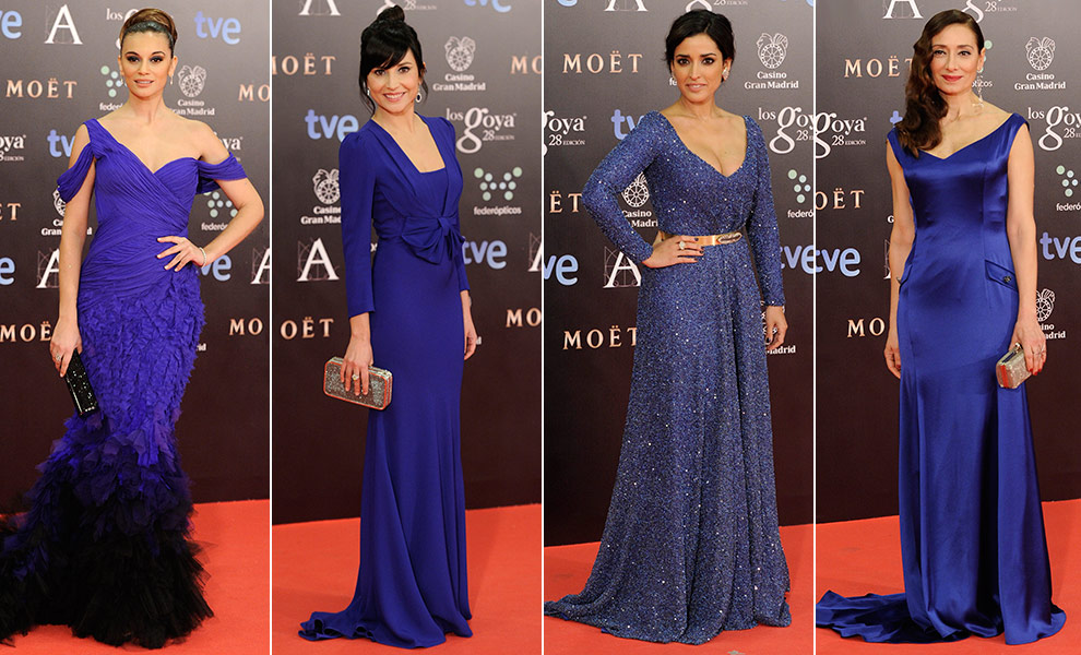 La princesa prometida: La moda de los Goya 2014