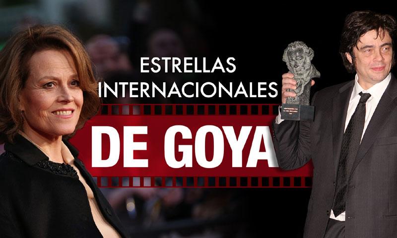 En vídeo: ¿Qué actor internacional ha sido más veces nominado? ¿Qué actriz tiene dos Goyas?