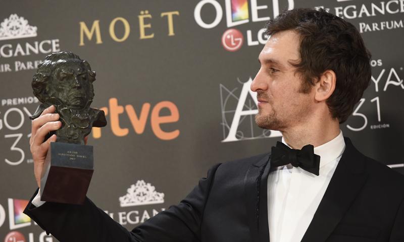 Lista completa de ganadores de los Goya 2017