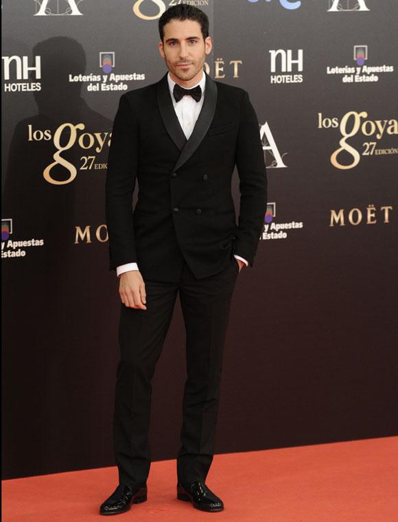 Premios goya 2013 en im genes todos los nominados - Miguel angel casas ...